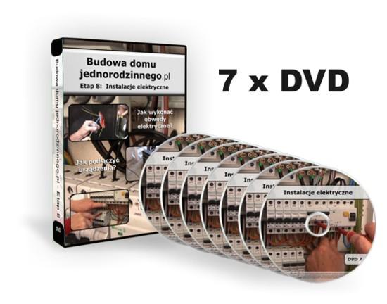DVD - Instalacje elektryczne