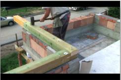 Konstrukcja więźby dachowej.