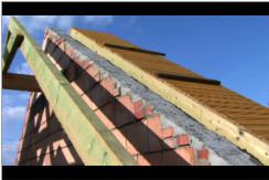 Szczyt dachu.
