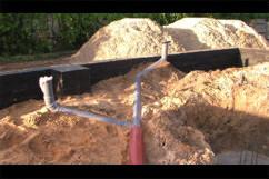 Domowa instalacja wodno - kanalizacyjny.