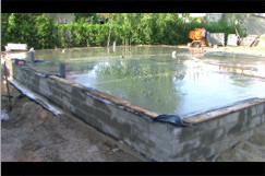 Pielęgnacja betonu.