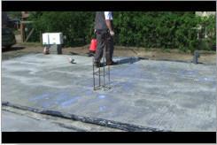 Pielęgnowanie betonu.