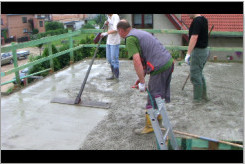 Wibrator do betonu.