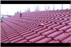 Wentylacja dachu.