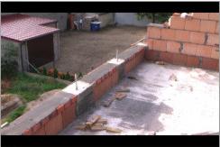 Beton budowlany.