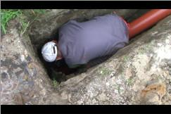 PCV, rury kanalizacyjne.
